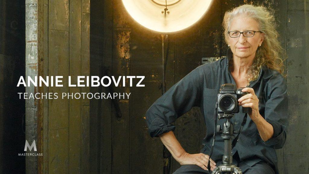 Annie Leibovitz et moi...