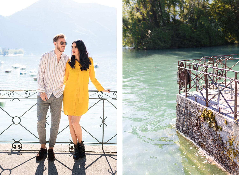 Quentin Weber Photographe séance de couple en extérieur Haute-Savoie