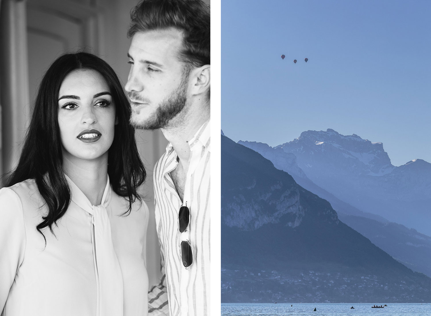Quentin Weber Photographe mariage Annecy