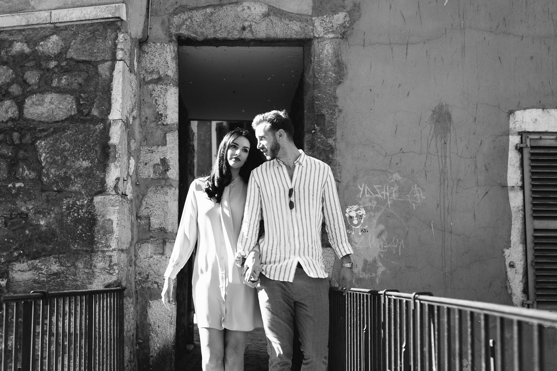 Quentin Weber Photographe couple Haute-Savoie