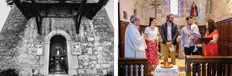 Baptême Aix-les-Bains - Quentin Weber Photographie